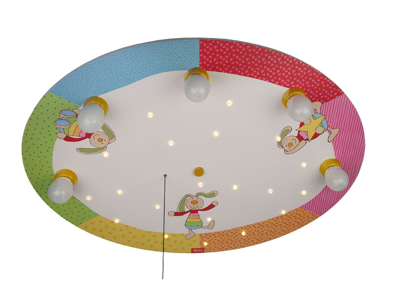 Kinderlampe decke perfect kinderlampe fee fuchsia lila for Kinderlampe decke