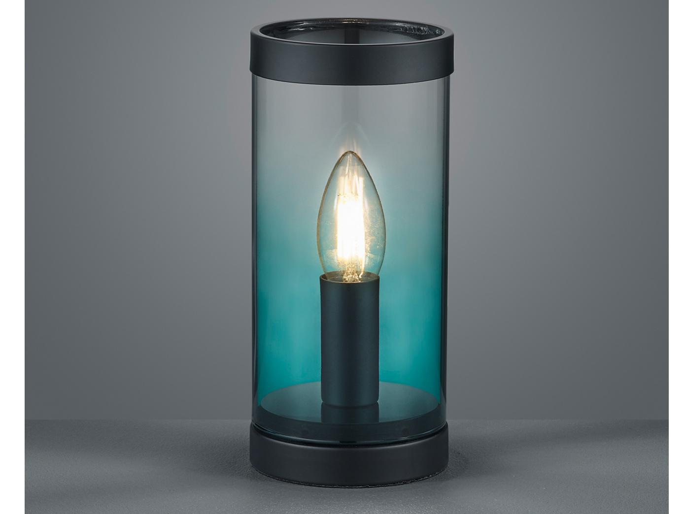 Designer LED Tischleuchten moderner Glaslampenschirm runde Stehlampen RETROLOOK
