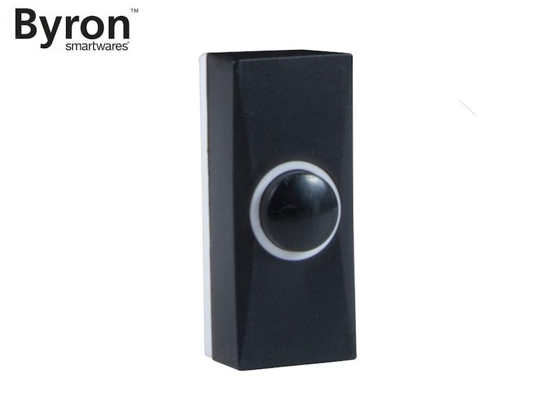 Klingelknopf schwarz Byron - setpoint.de