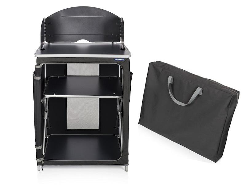 Outdoorküche Klappbar Vergleich : Luxuriöse outdoor küche campingschrank faltbar setpoint.de