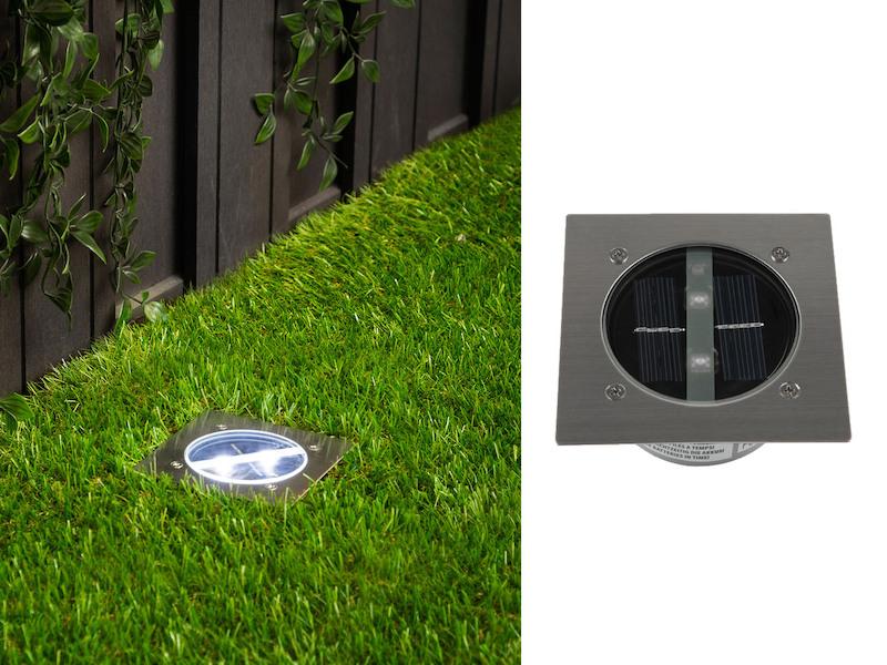 Led Kronleuchter Solar ~ Led bodeneinbaustrahler solar setpoint.de