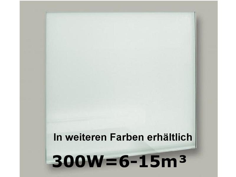Infrarot Glasheizung Vitalheizung HVH300GR - setpoint.de