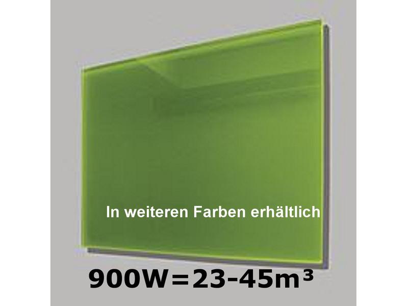 Infrarot Glasheizung Vitalheizung HVH900GR - setpoint.de