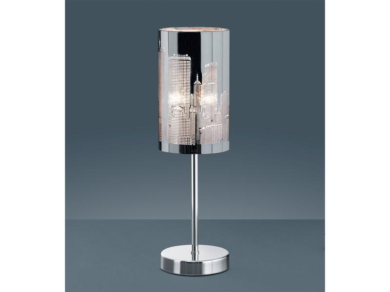 trio leuchten tischleuchte laser cut. Black Bedroom Furniture Sets. Home Design Ideas