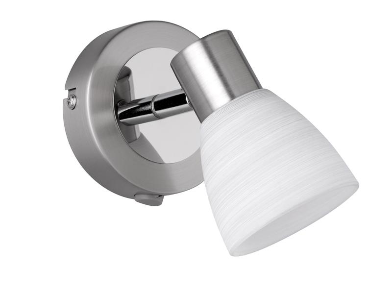 trio leuchten led strahler carico 871570107. Black Bedroom Furniture Sets. Home Design Ideas