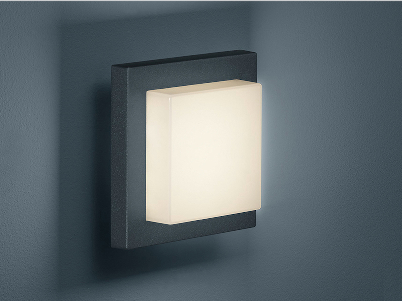 trio leuchten wandleuchte au enleuchte. Black Bedroom Furniture Sets. Home Design Ideas