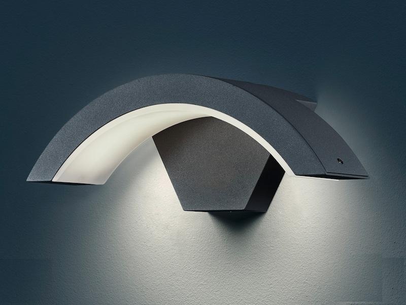 steinel led au enleuchte ln 1 led mit d mmerungsschalter. Black Bedroom Furniture Sets. Home Design Ideas