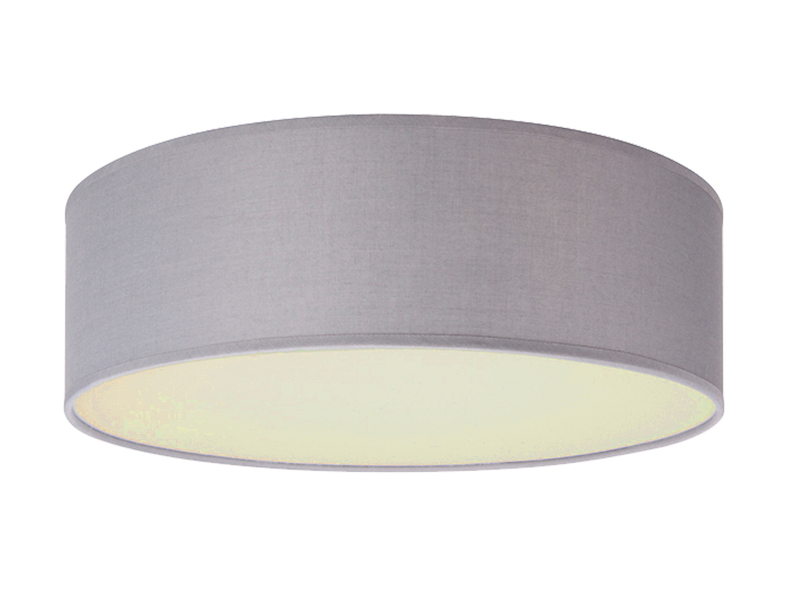 graue deckenlampe 70 cm durchmesser