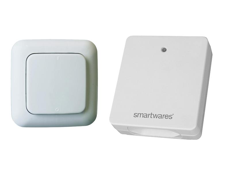 SmartHome Funkwandschalter-Set - setpoint.de