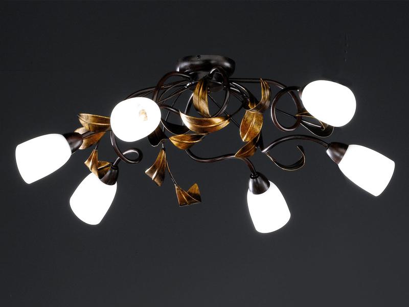 deckenleuchte supra honsel leuchten. Black Bedroom Furniture Sets. Home Design Ideas