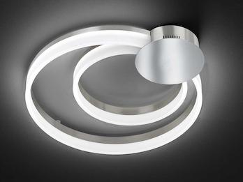 led deckenleuchte soul wofi leuchten. Black Bedroom Furniture Sets. Home Design Ideas