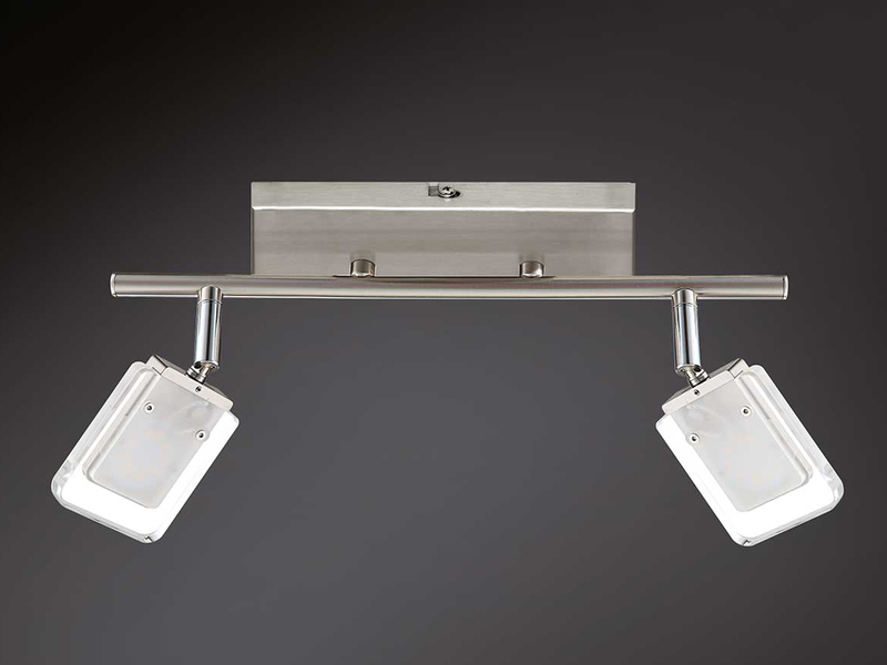 led deckenleuchte vileta wofi leuchten. Black Bedroom Furniture Sets. Home Design Ideas