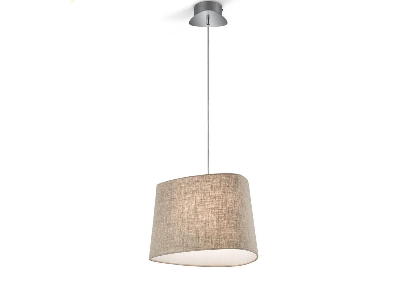 lampenschirm klein stoff lampenschirm stoff innen und au en beige grau wundersch n. Black Bedroom Furniture Sets. Home Design Ideas
