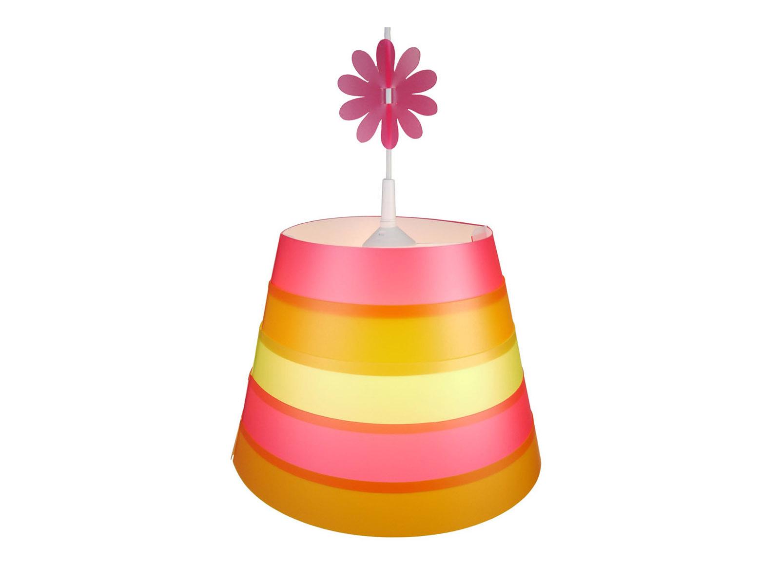 Deckenleuchte Kinderzimmer E | Kinderzimmer Deckenleuchte Lampenschirm Mit Streifen Mehrlagig Tolle
