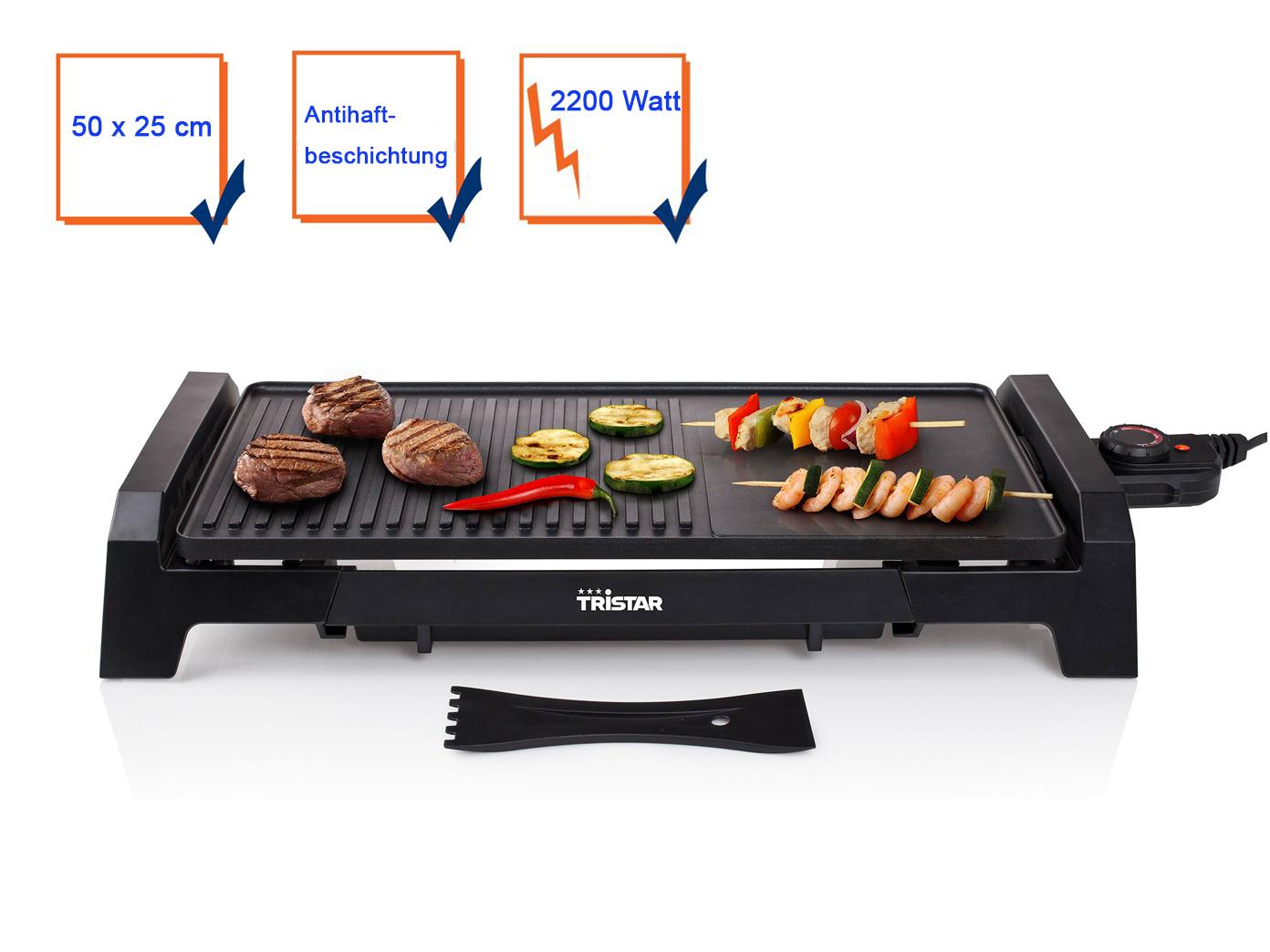 teppanyaki grill tischgrill elektrogrill 2200w antihaftbeschichtet
