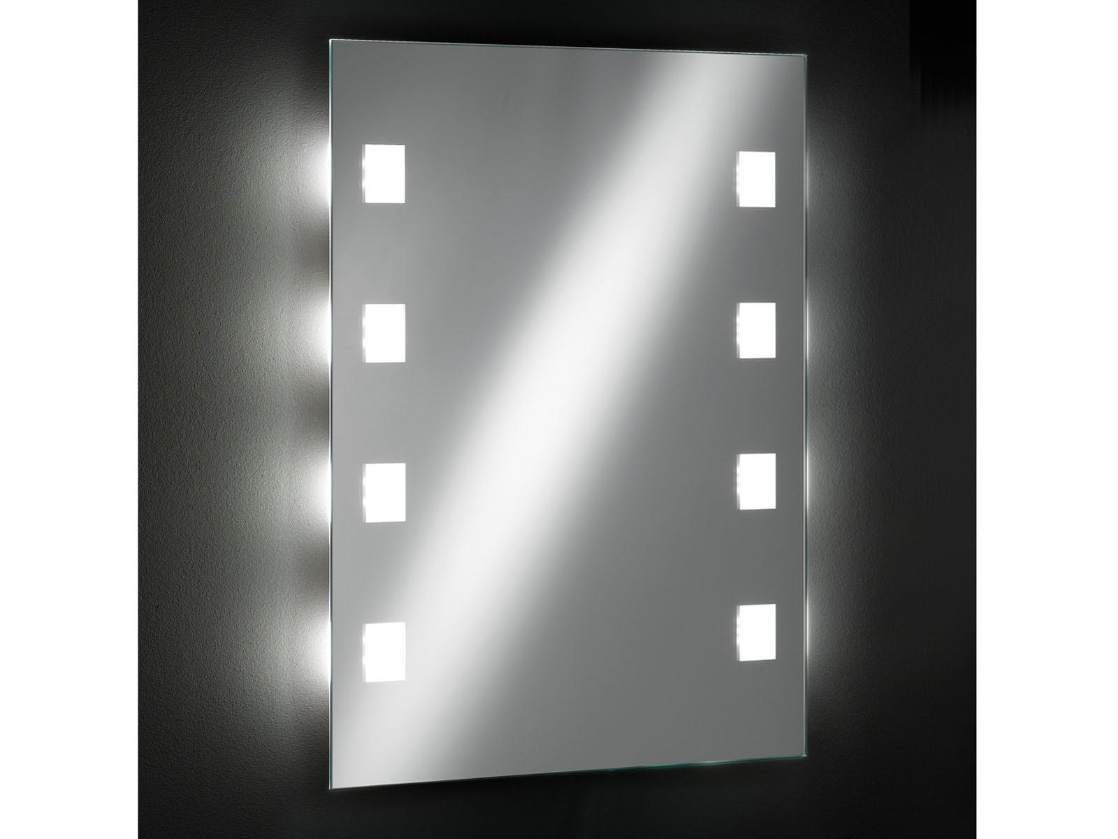 Led Badezimmer Wandleuchte Spiegel Mit Beleuchtung Und Dimmer 70 X