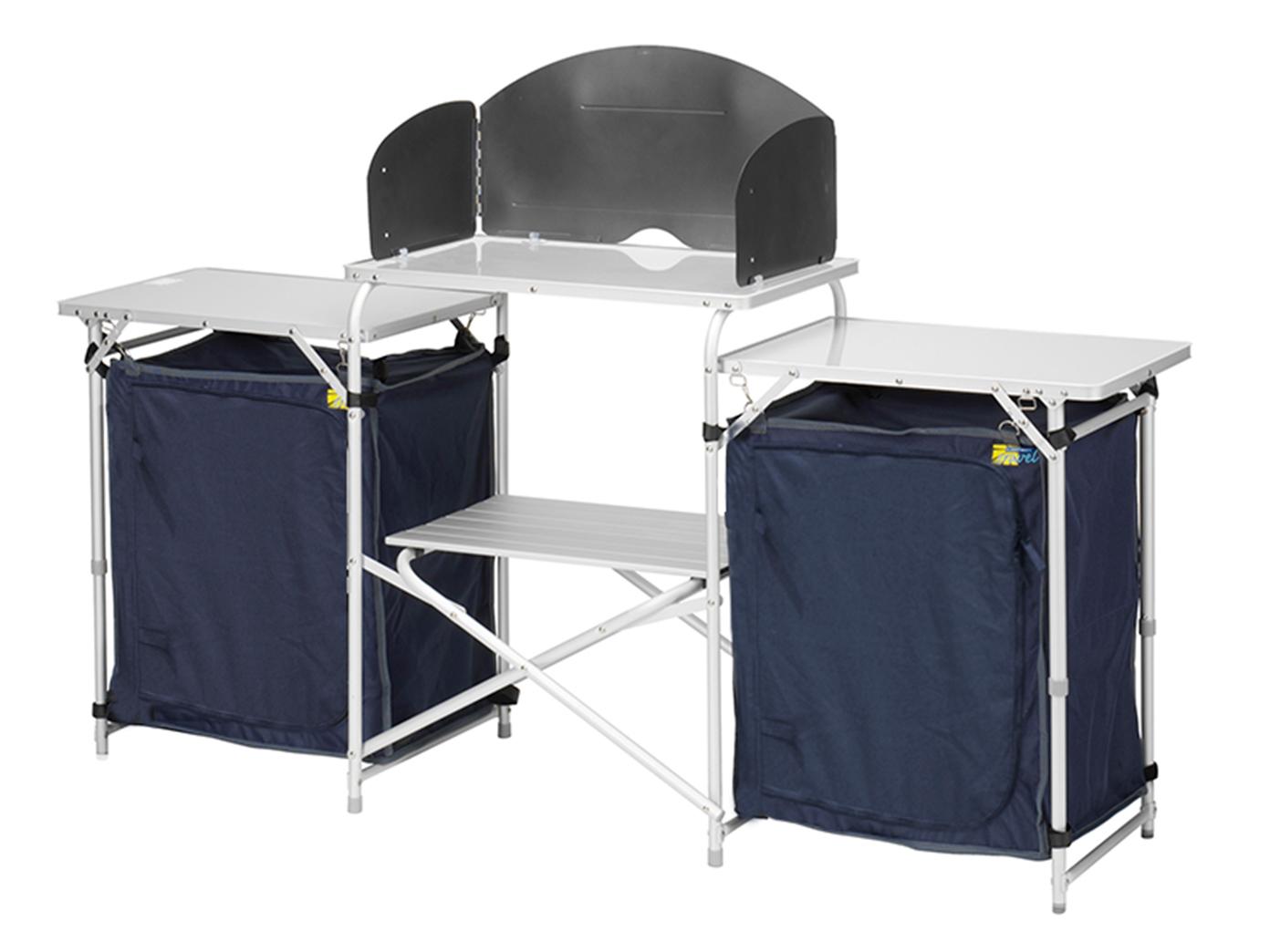 Outdoor Küche Xxl : Xxl campingküche faltbar set mit gaskocher outdoor camping küche