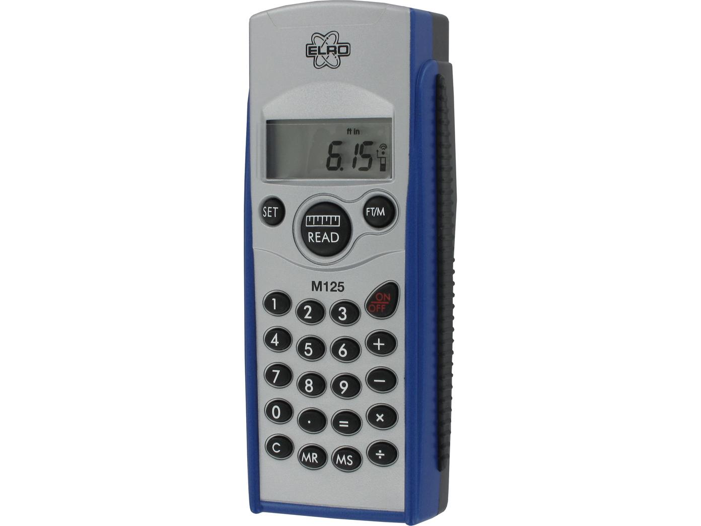 Laser entfernungsmesser bis 12m taschenrechner interner speicher