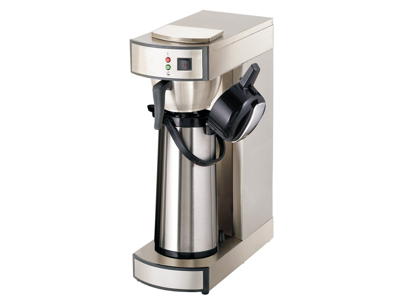 gastro kaffeemaschine thermoskanne 140 tassen std profi filter kaffeemaschine 4251225667035 ebay. Black Bedroom Furniture Sets. Home Design Ideas