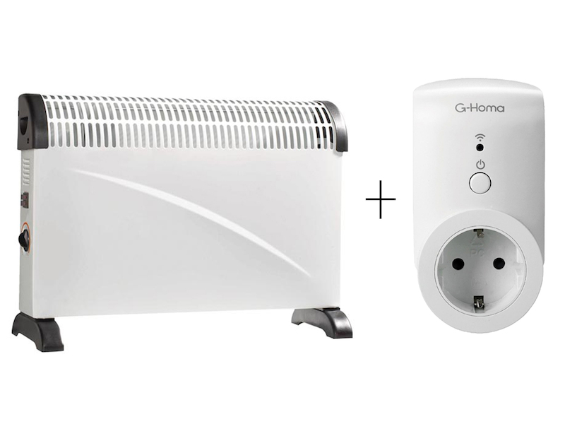 konvektor heizung 3 stufen wifi schaltsteckdose mit appsteuerung heizger t ebay. Black Bedroom Furniture Sets. Home Design Ideas