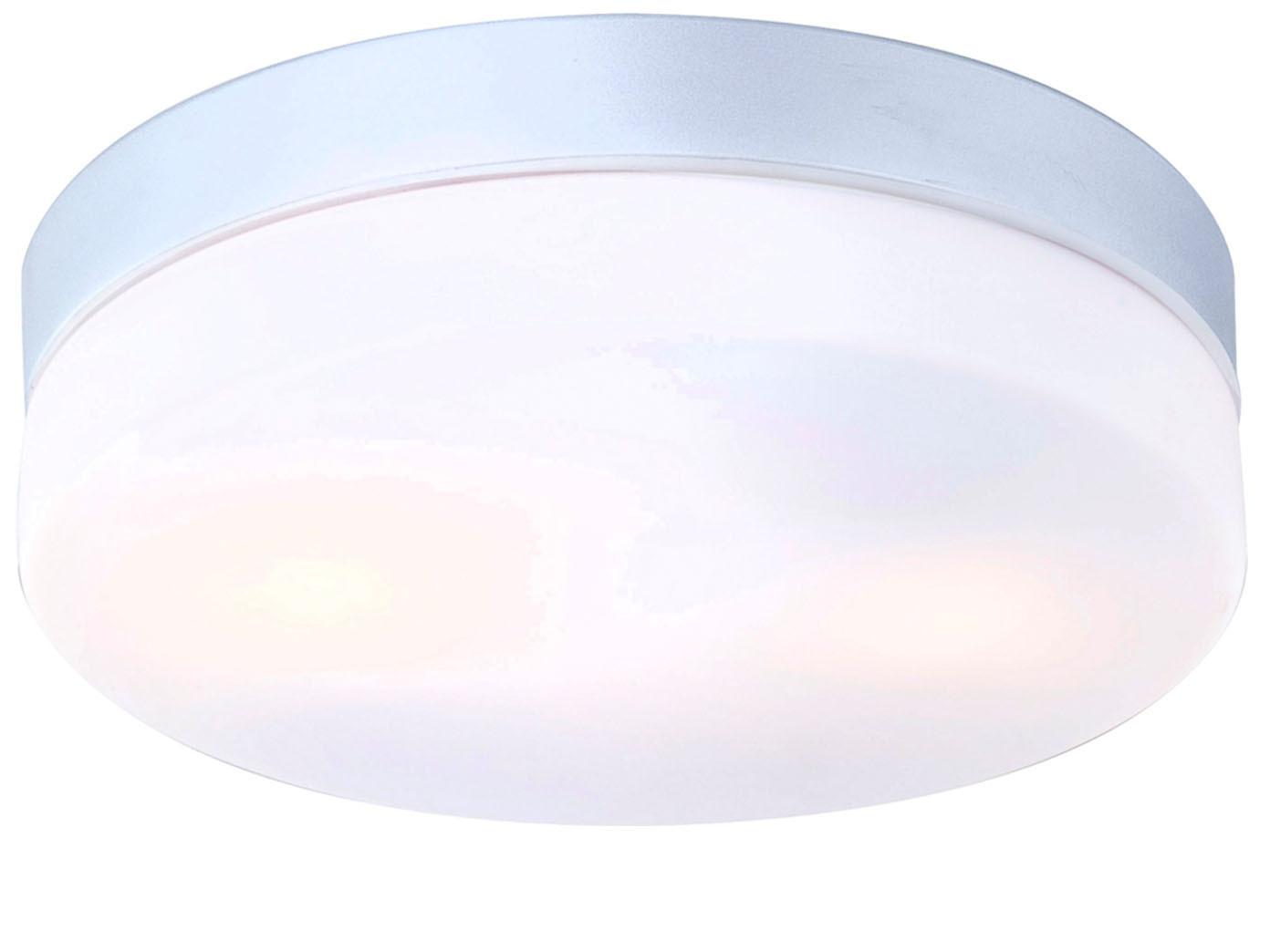 Liebenswert Led Lampen Deckenleuchte Dekoration Von Das Bild Wird Geladen Globo-badezimmmer-deckenleuchte-vranos-24cm-inkl-led- Lampe-