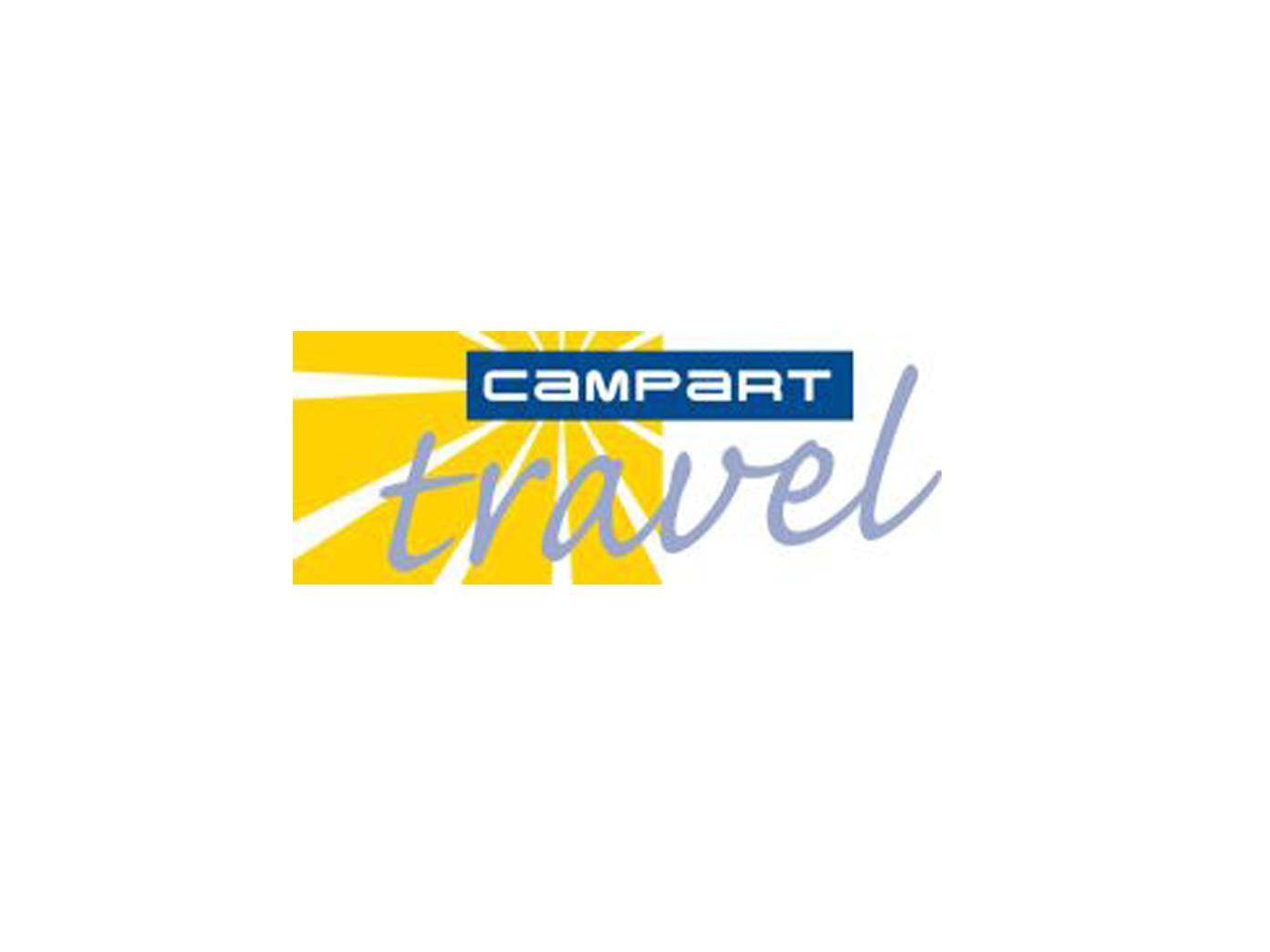 Campart 3 Travel CU-0725 faltbarer Campingschrank, 3 Campart Fächer, Stahlrahmen e17bed
